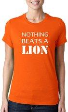 Oranje shirts dames