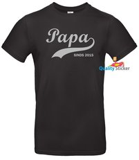 Papa / opa / oom shirts