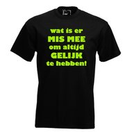 Heren Fun shirts
