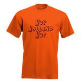 Hup Holland Hup. Keuze uit T-shirt of Polo en div. kleuren. S t/m 5XL_
