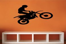 Motor Cross Dirt Stunt Bike