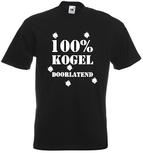 100 procent kogel doorlatend . Keuze uit T-shirt of Polo en div. kleuren. S t/m 5XL