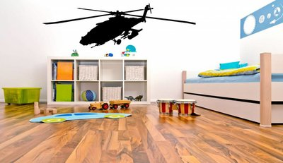 Helikopter, black hawk