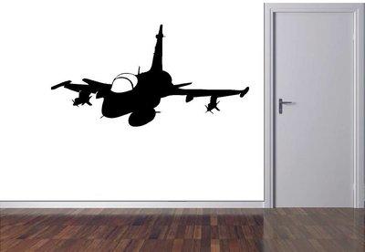 Straaljager, fighterjet 2.