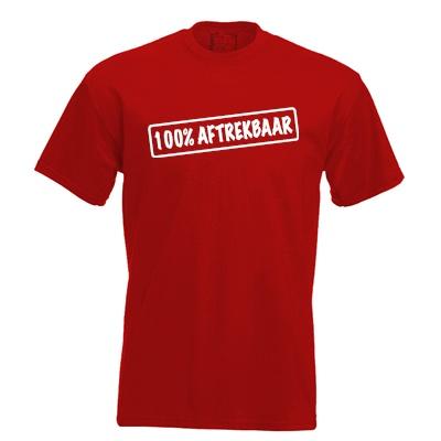 100 procent aftrekbaar. Keuze uit T-shirt of Polo en div. kleuren. S t/m 5XL