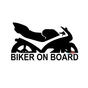 Biker on board (1)