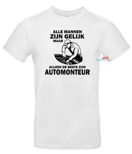 Alle mannen zijn gelijk - automonteur
