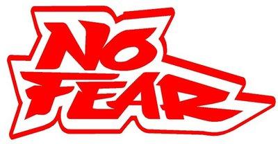 No Fear logo
